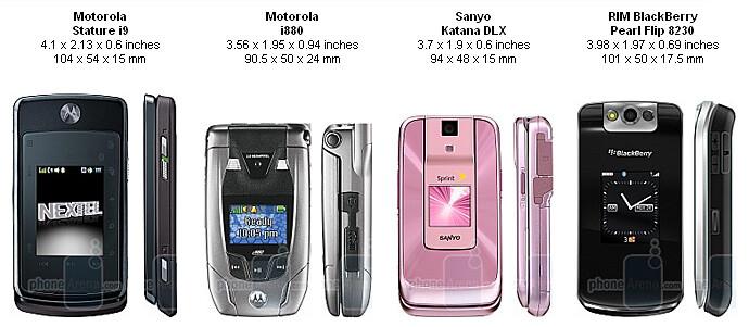 Motorola Stature I9 Review Phonearena