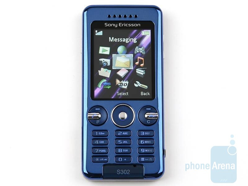 Sony Ericsson S302 - Specification Features