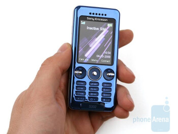 Sony Ericsson S302 Review