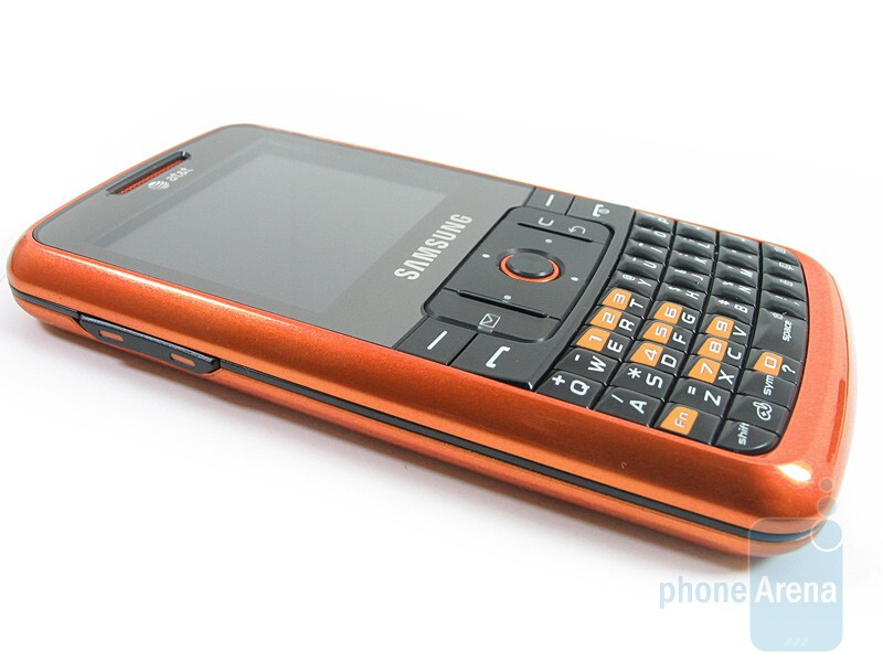 Left side - Samsung Magnet a257 Review