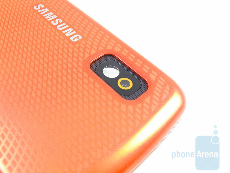 Back - Samsung Magnet a257 Review