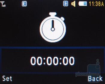 Timer - Samsung Magnet a257 Review