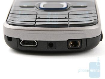 Bottom - Nokia 6220 classic Review