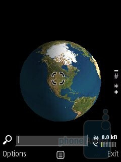 Nokia Maps - Nokia 6220 classic Review