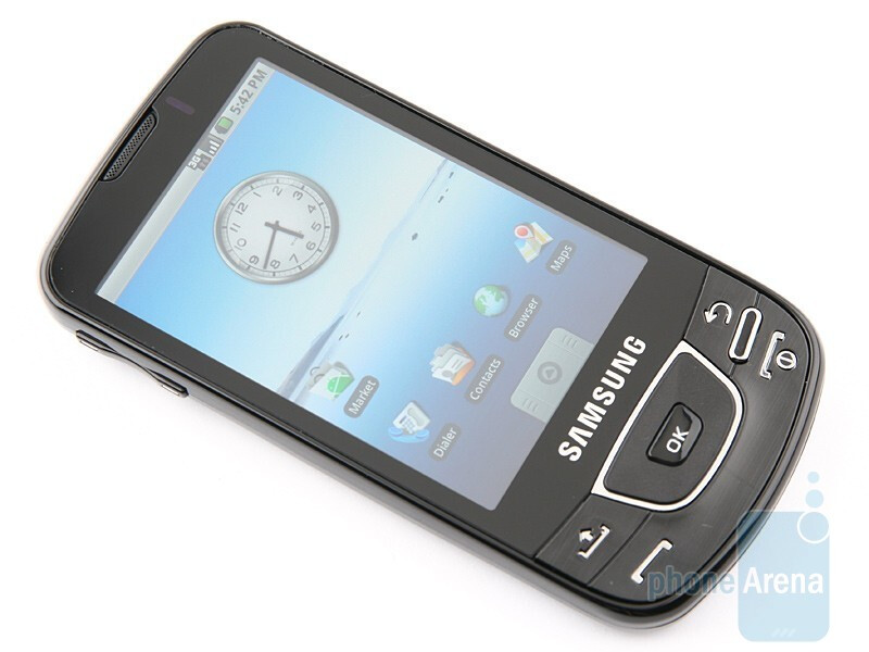 Samsung Galaxy I7500 Preview