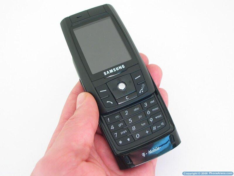 mobile samsung t809