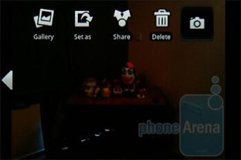 Samsung Galaxy I7500 sports a 5-megapixel camera - Samsung Galaxy I7500 Preview