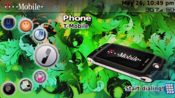 The interface is simple and straightforward - T-Mobile Sidekick LX Review