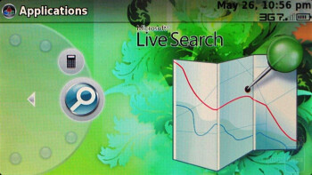 The Microsoft Live Search can't replace a traditional turn-by-turn GPS system - T-Mobile Sidekick LX Review