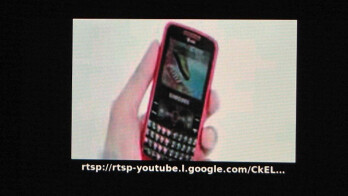 Video support is lacking, but you can watch YouTube video - T-Mobile Sidekick LX Review