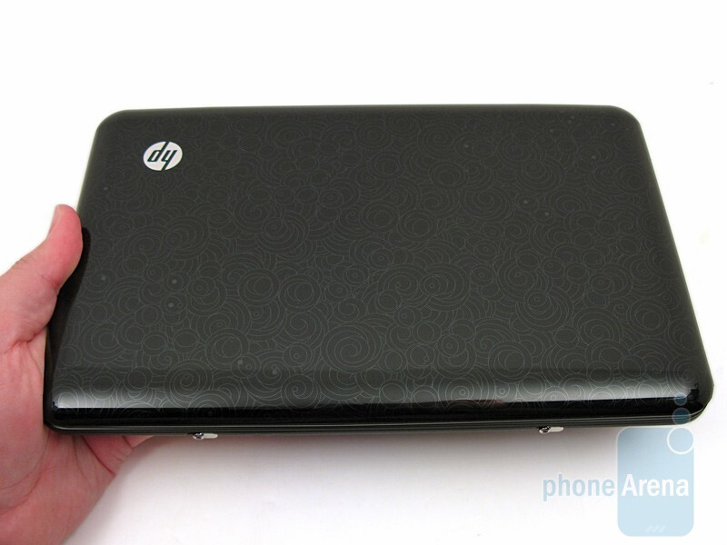 The HP Mini 1151NR Netbook is relatively compact - HP Mini 1151NR Netbook Review