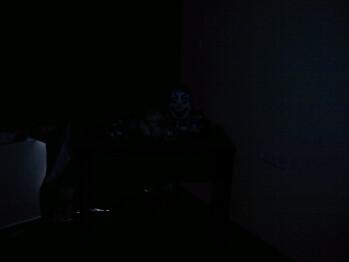 Darkness - Indoor samples - Acer X960 Review