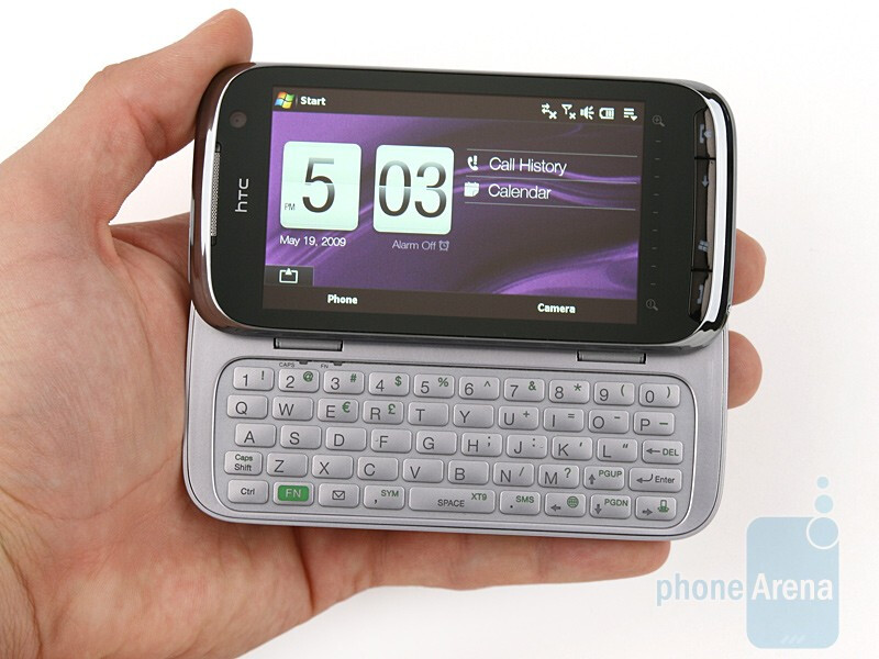 htc touch pro2 review rh phonearena com 7 Pro HTC Phones HTC Touch Pro 2 Accessories
