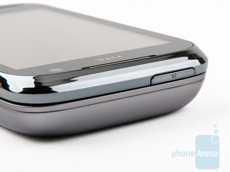 The only issue we seem to have with the HTC Touch Pro2 is the side buttons - HTC Touch Pro2 Review