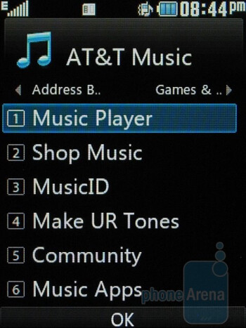 AT&T Music - LG Neon GT365 Review