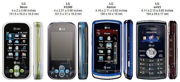 LG Neon GT365 Review - PhoneArena