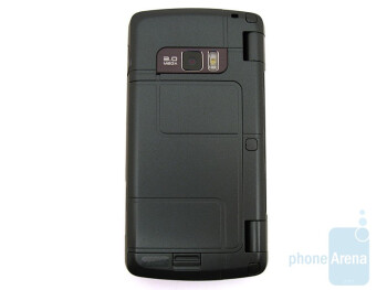 Back - LG enV3 VX9200 Review