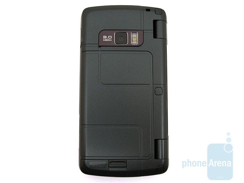 Back - LG enV3 VX9200 Review