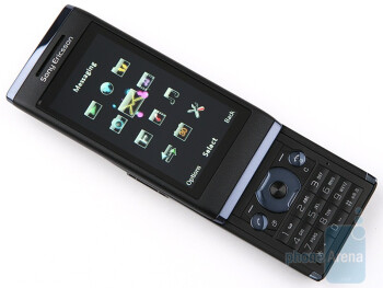 Sony Ericsson Aino Preview