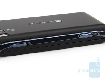 Right side - Sony Ericsson Aino Preview