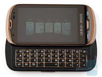 Samsung Giorgio Armani B7620 Preview