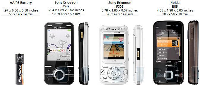 Sony Ericsson Yari Preview