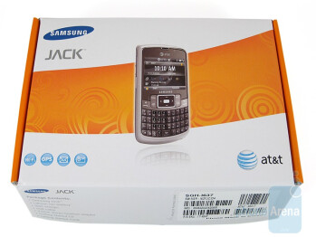 Samsung Jack i637 Review