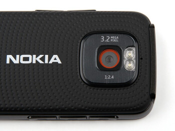 Back - Nokia 5630 XpressMusic Review