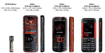 Nokia 5630 XpressMusic Review