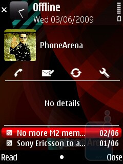 Nokia 5630 XpressMusic is a smart phone powered by Symbian S60 3rd Edition with Feature Pack 2 - Nokia 5630 XpressMusic Review
