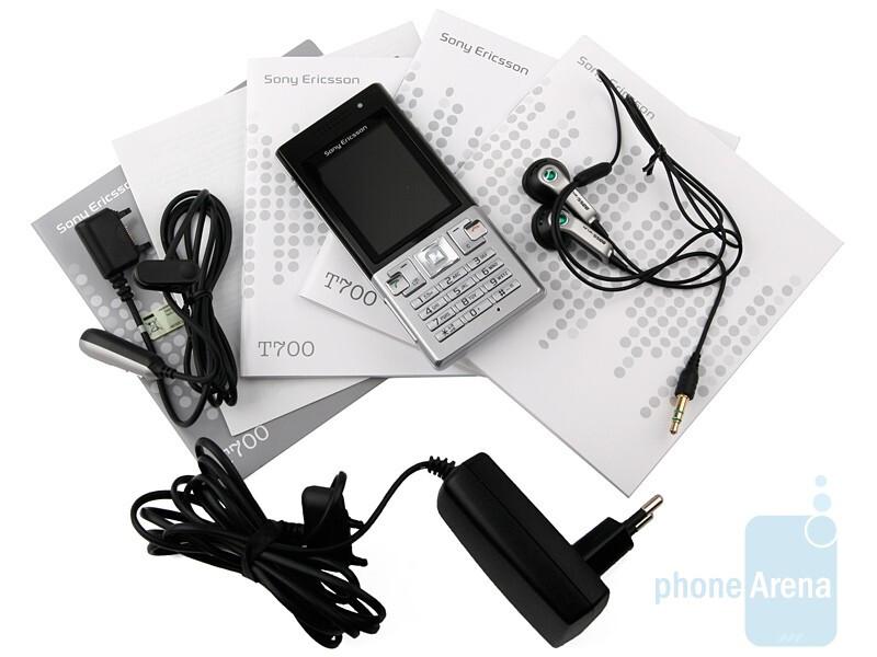 Sony Ericsson T700 Review