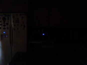 Darkness - Indoor samples - Casio Exilim C721 Review