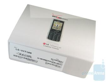 LG Glance VX7100 Review