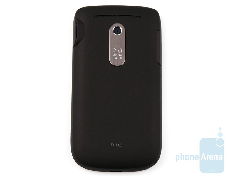 Back - HTC Snap Review