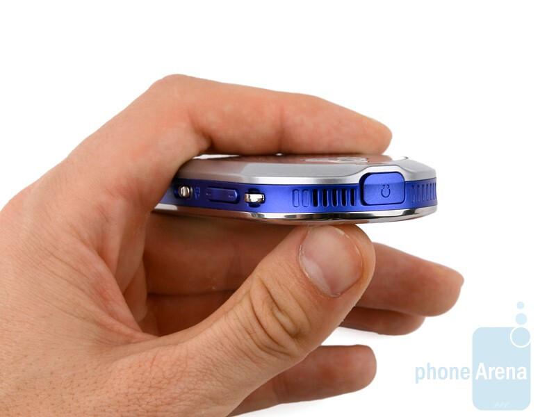 The brave design of Samsung BEAT DJ M7600 - Samsung BEAT DJ M7600 Review