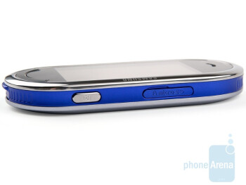 Right side - Samsung BEAT DJ M7600 Review