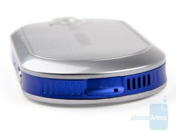 Bottom - Samsung BEAT DJ M7600 Review