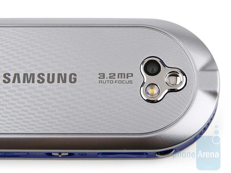 The 3-megapixel cameraof Samsung BEAT DJ M7600 - Samsung BEAT DJ M7600 Review