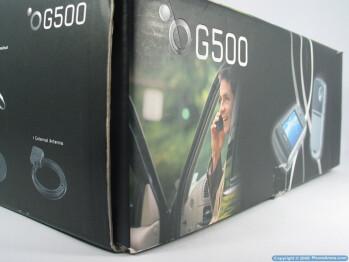 ETEN G500 review