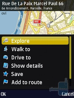 Nokia Maps - Nokia N86 8MP Review