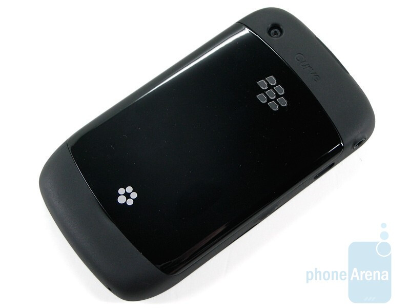 The traditional layout of RIM BlackBerry Curve 8520 - RIM BlackBerry Curve 8520 Review