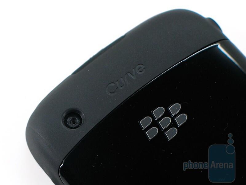 Camera - RIM BlackBerry Curve 8520 Review