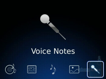 Multimedia features of the RIM BlackBerry Curve 8520 - RIM BlackBerry Curve 8520 Review