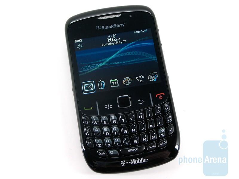 RIM BlackBerry Curve 8520 Review