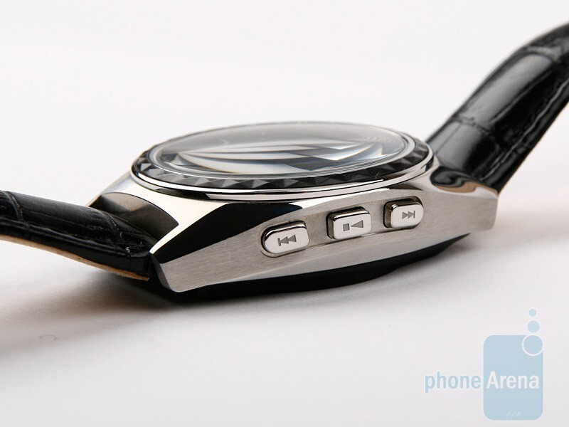 Control of phone audio player - Sony Ericsson MBW-200 Evening Classic Review