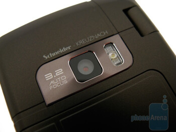 LG enV Touch - Verizon Cameraphone Comparison Q2 2009