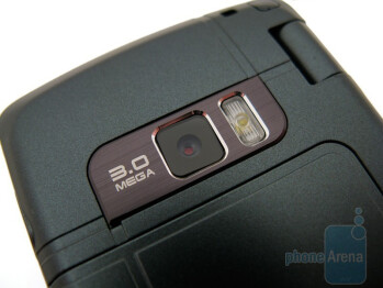 LG enV3 - Verizon Cameraphone Comparison Q2 2009