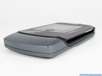 Motorola RAZR V3i Review