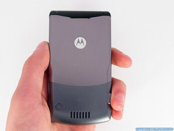 Motorola RAZR V3i Review