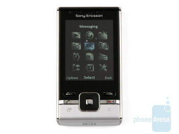 The display is 2.2-inch QVGA - Sony Ericsson T715 Preview